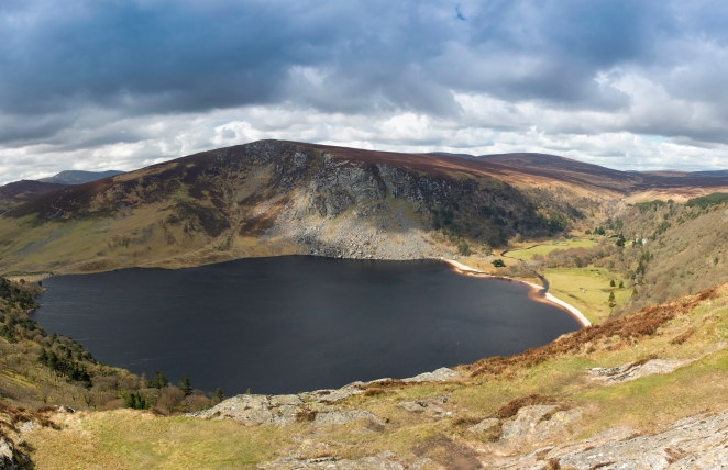 Wicklow Panorama 1