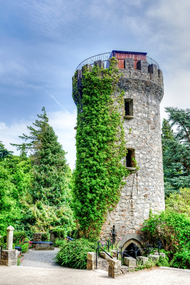 Pepperpot Tower 2 HDR