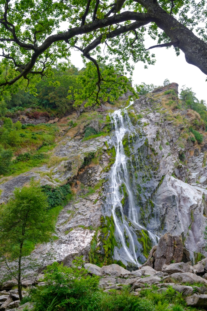 Powerscourt Waterfall 2