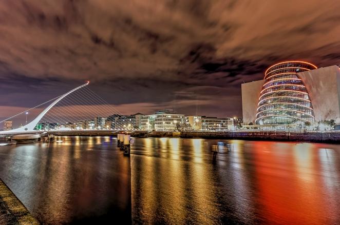 Dublin City HDR1