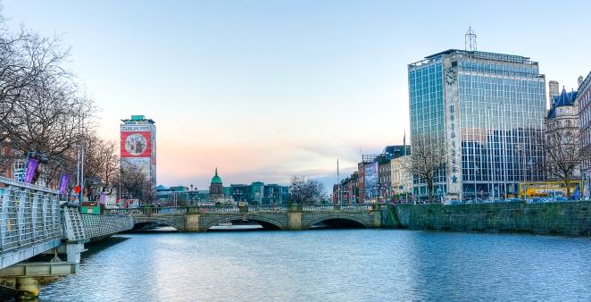 Dublin City Centre HDR2
