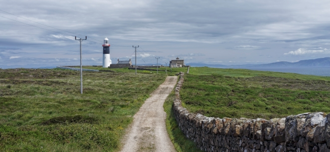 Path to the East Lighthouse