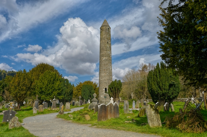 Glendalough Cemetry